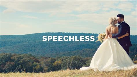 Speechless (wedding Video)