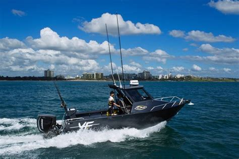 Quintrex Yellowfin Boats by Quintrex Yellowfin 7400 Offshore Top Jv Marine