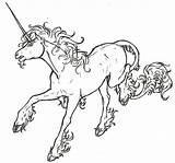 Licorne Coloriage Dessin Mignon Imprimer Unicorn Coloring Colorier Sad Gratuit Deathcomes4u Running Brawl Stars Blanc Mecha Wip3 Bo Phoenix Parfait sketch template