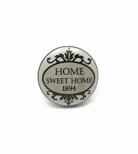 Bouton Meuble Cuisine : bouton de meuble home sweet home 1894 boutons ~ Teatrodelosmanantiales.com Idées de Décoration