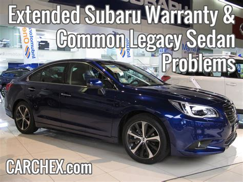 Chrysler Extended Warranty Cost by Subaru Extended Warranty The Car News