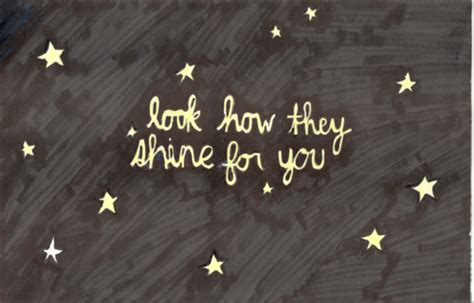 Coldplay-yellow-lyrics