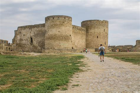 The largest fortress in Eastern Europe · Ukraine travel blog