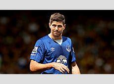 Steven Gerrard Everton Goalcom