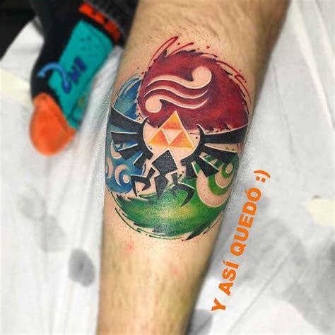 zelda emblem tattoo  tattoo ideas gallery