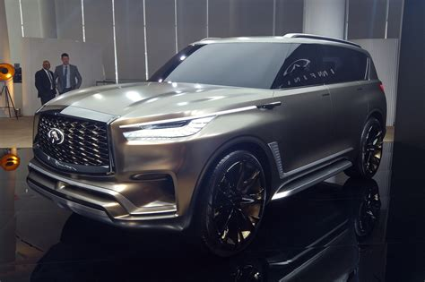 2020 Infiniti Qx80 Monograph by The Infiniti Qx80 Monograph Is A Jet For The Road