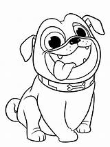 Coloring Pages Puppy Dog Pug Pals Printable Sheets Print раскраска Sheet Pal мопсы Minion Puppies Colouring Cartoon Google Colors Cute sketch template