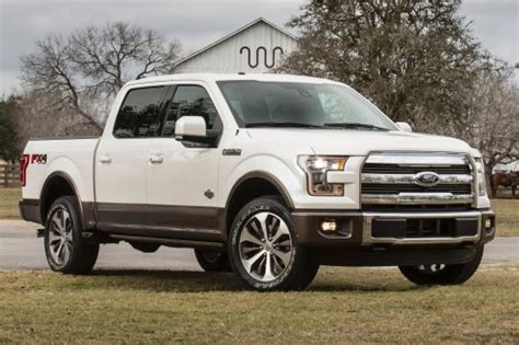 2017 Ford F 150 Curb Weight Specs