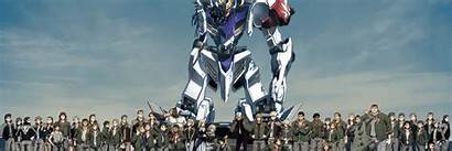 Gundam Blooded Orphans Iron Mobile Suit Tekkadan