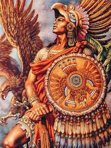 Aztec | head the eagle aztec warriors on the other hand ...