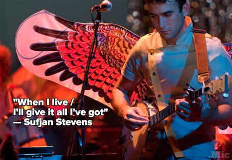 Sufjan Stevens Just Proved He's More Than a Musician — He ...