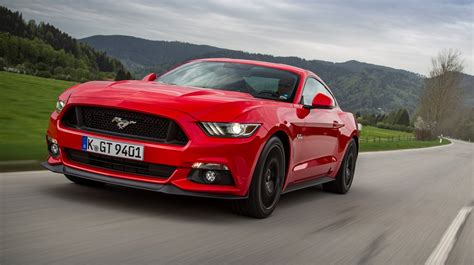 2015 Ford Mustang To Debut New Type Of Passenger Knee Bag