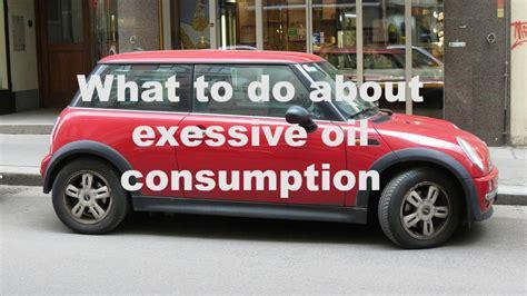 excessive oil consumption mini cooper bmw audi auto