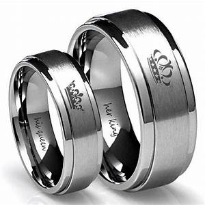 15 king and queen promise rings for wedding couples With browning buckmark wedding rings