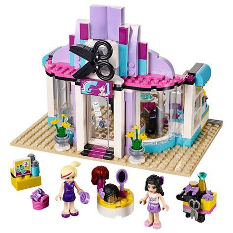 siege coiffeuse 41093 lego le salon de coiffure d 39 heartlake city