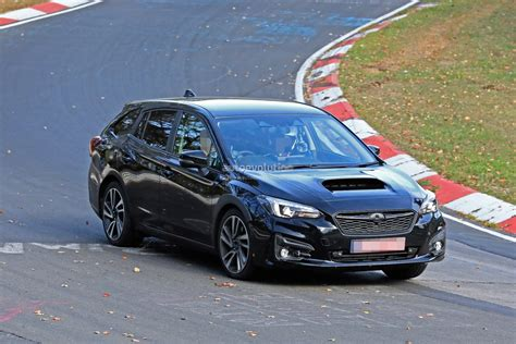 2020 Subaru Lineup by 2020 Subaru Levorg Chassis Mule Spied Lapping The
