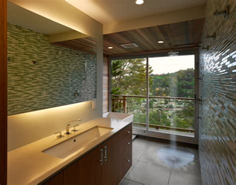 Small Modern Bathrooms Ideas by The Pros And Cons Of Open And Closed Showers Freshome Com