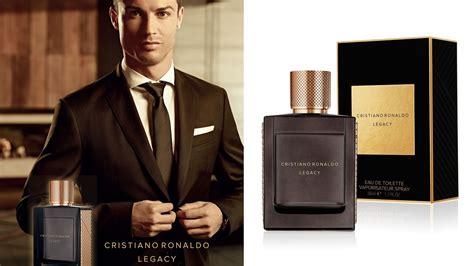 cristiano ronaldo parfum legacy by christiano ronaldo fragrance review 2015