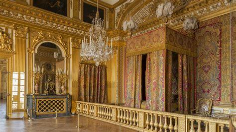 le château bienvenue au château de versailles la chambre