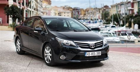 2018 Toyota Avensis  Car Photos Catalog 2018