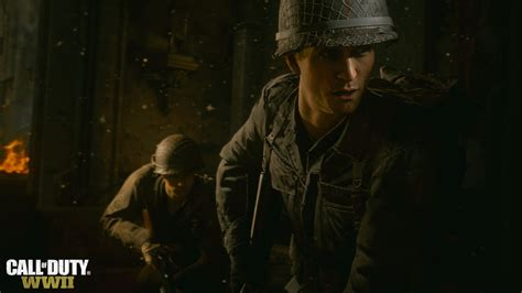 ps4 call of duty wwii imágenes de call of duty wwii para ps4 3djuegos