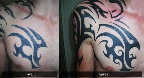 Tatouage Recouvrement  Faire Recouvrir Son Tatouage
