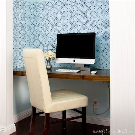 build  desk   closet houseful  handmade