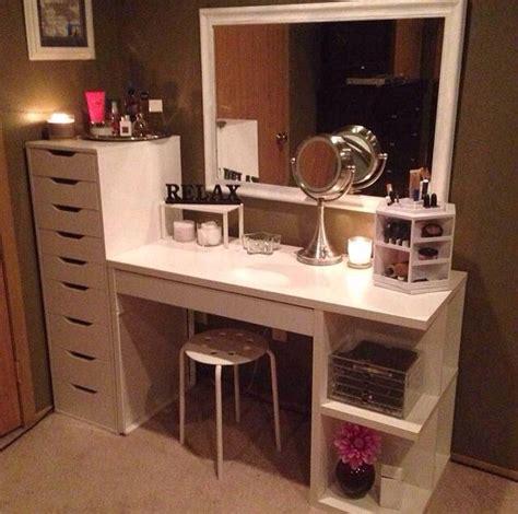 micke desk alex  drawer   ikea cheap home