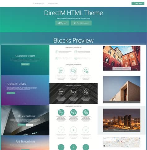 Themes Html Best Free Html5 Background Bootstrap Templates Of 2018