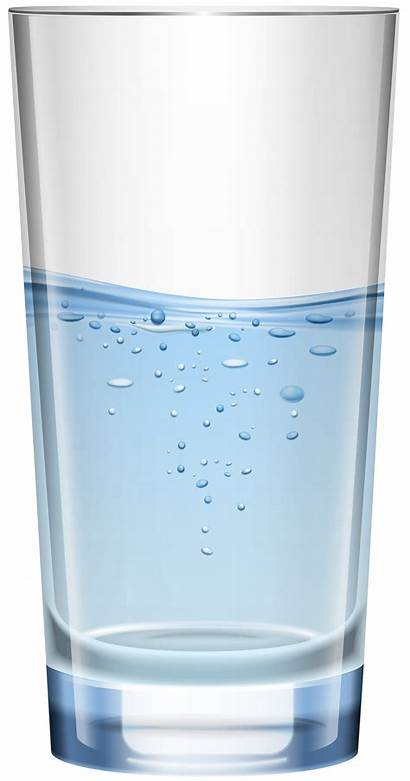 Water Glass Clip Clipart Icon Cup Drinking