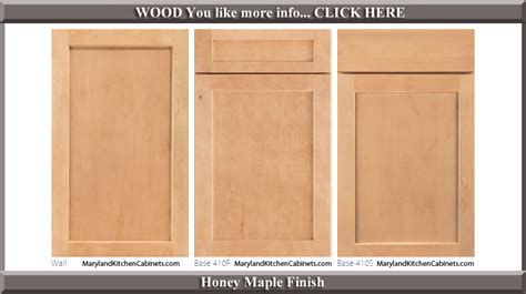 kitchen cabinet door finishes 410 maple cabinet door styles and finishes maryland 5274