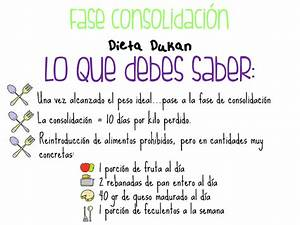 Dieta Dukan {fase de consolidación}: lo que debes saber Paperblog