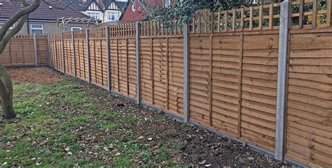 Wooden Garden Fencing Ideas