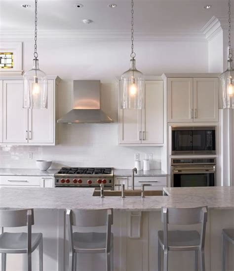 Classic Kitchen Ideas With Silver Chairs And Elegant Glass