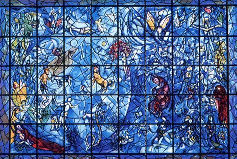 Marc Chagall By Justin Chae
