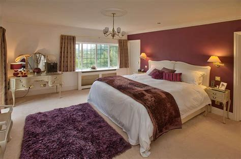 Purple And Brown Bedroom by Purple Master Bedroom Design Ideas Photos Inspiration
