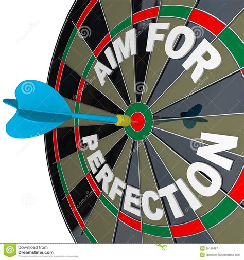best dart board aim for perfection dart hits target bulls eye royalty