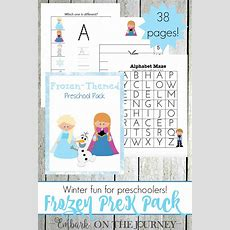 Free Frozen Printable And Activities
