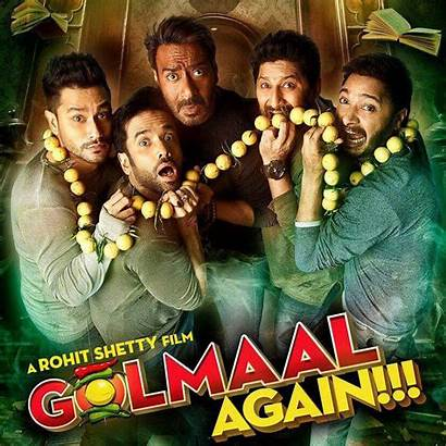 Golmaal Again Poster Wallpapers Movies Bollywood Latest