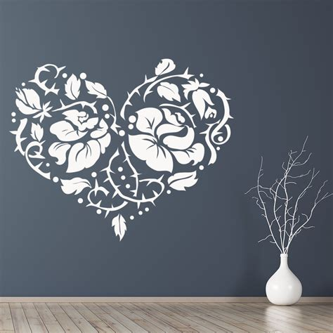 wall stickers home decor wall sticker flower wall decal