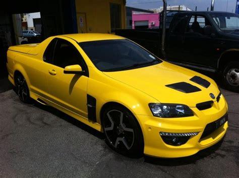 Holden Ute Aka Australian Elcamino