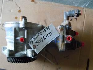 03 Hino Fb Jo5c Air Brake Compressor Used