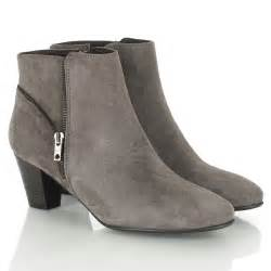 womens boots grey daniel grey quelly s zip ankle boot