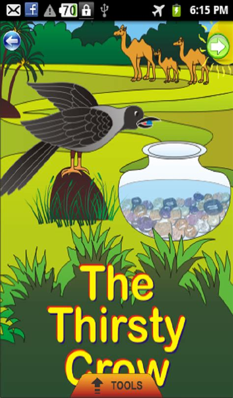 amazoncom thirsty crow kids story appstore  android
