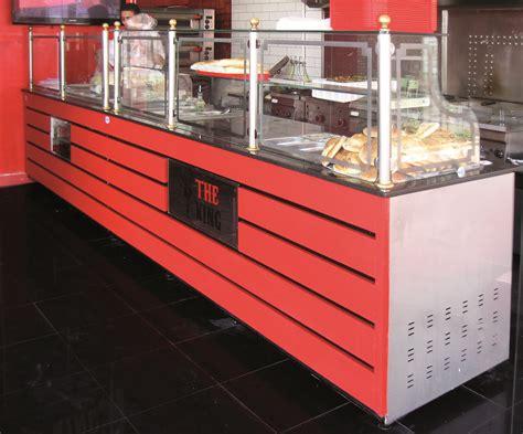 bar comptoir cuisine vente achat des équipements pour snack et restaurant matériel cuisine pro maroc