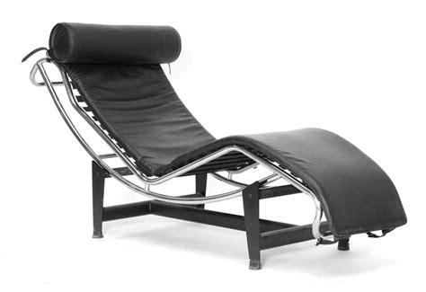 chaise longe le corbusier baxton studio le corbusier chaise lounge chair sharper image