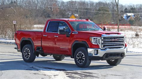 2020 Gmc Hd by 2020 Gmc Hd Slt Photo Gallery Autoblog
