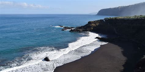 12 best black sand beaches to visit in 2018 beautiful black beaches in the
