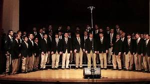 "UofW Mens Glee Club sing ""Crazy Little Thing Called Love ..."