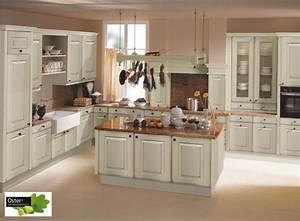 Einbaukuche weiss landhausstil rheumricom for Küche landhaus wei